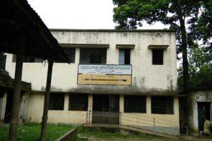 Hemnagar primary school in Sarati village of Chakdaha
