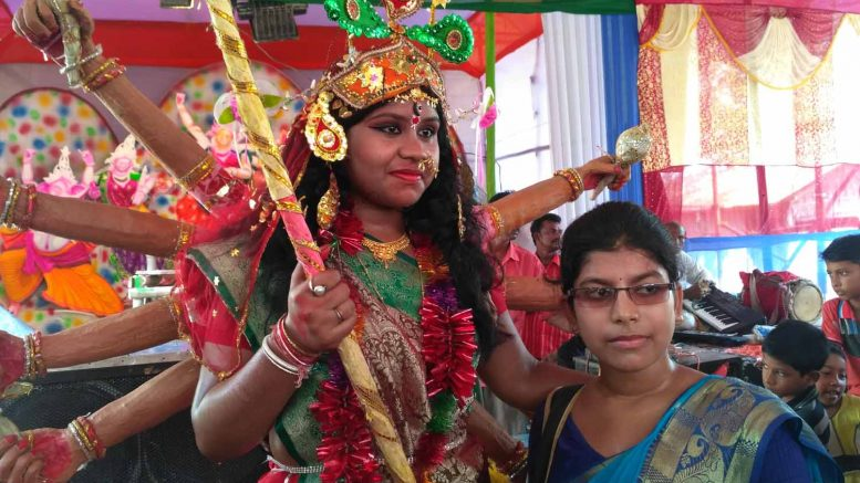 Payel Talukdar portrayed the role of Journalish Gauri Lankesh.