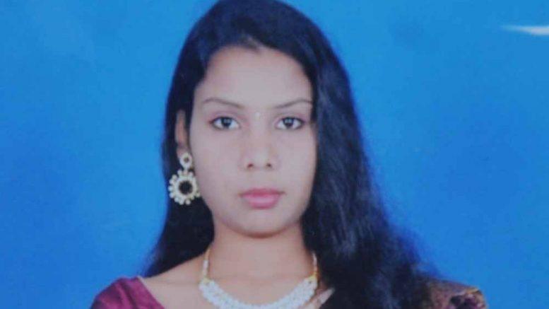 Deceased girl Punam Banspor