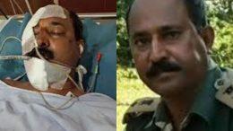 Slain second in command of BSF Deepak Kumar Mandal. Picture courtesy BSF