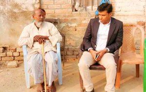 BDO Nazir Hossain with Naim Seikh