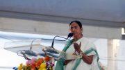 Chief Minister Mamata Banerjee speaking in Krishnanagar