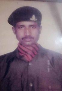 Kargil war martyr Premananda Chanda