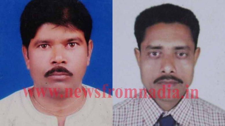 Samar Tikadar and Khokon Sikder