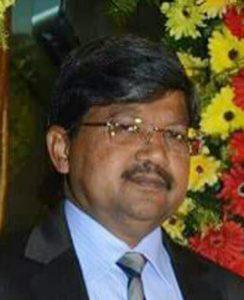 VC Prof DD Patra