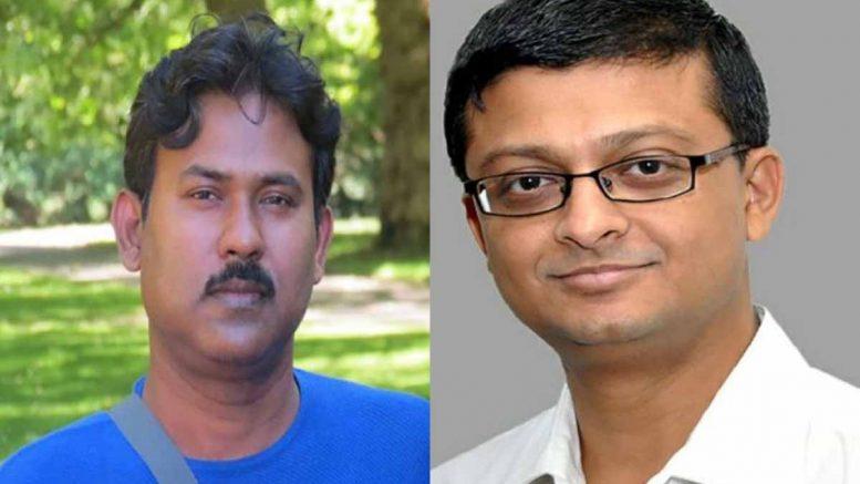 Two recipients: Swadhin K Mandal and Rahul Banerjee