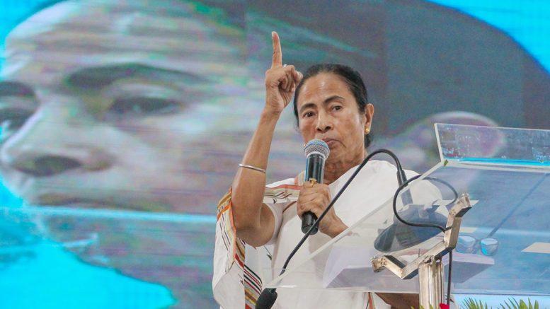 Chief Minister Mamata Banerjee speaking in Krishnagar