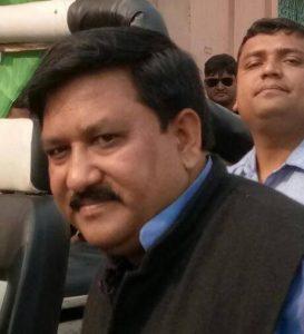 Deceased MLA Satyajit Biswas