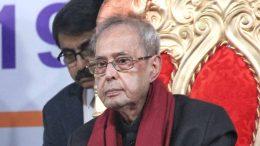Former President of India at XXI Convocation of Bidhan Chandra Krishi Viswavidyalaya in Mohanpur