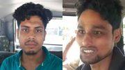 Santu Ghosh murder accused: Laltu Das and Bharat Biswas