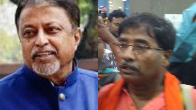 Mukul Roy and Jagannath Sarkar