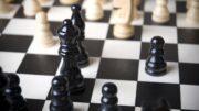mathematics on chessboard