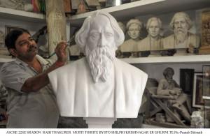 bust-of-rabindranath